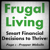 Page 3 - Frugally Living