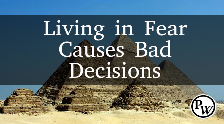 DEVO: Living in Fear Causes Bad Decisions