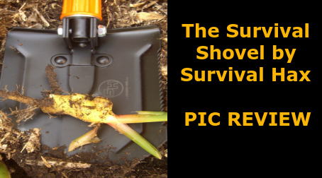 PIC REVIEW: The Survival Shovel by Survival Hax