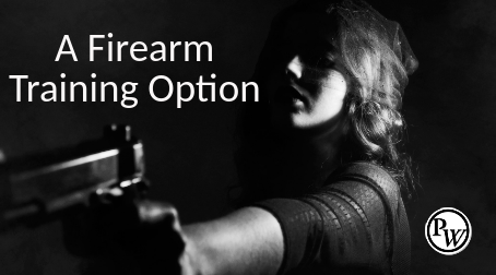 Are You Training? A Firearm Training Option!