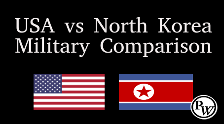 GRAPHIC: USA vs North Korea – Military Comparison