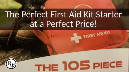 The Perfect First Aid Kit Starter