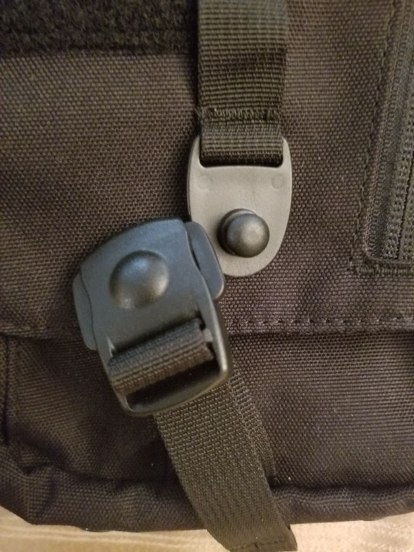 Quick Release Buckle System for Conceal Carry