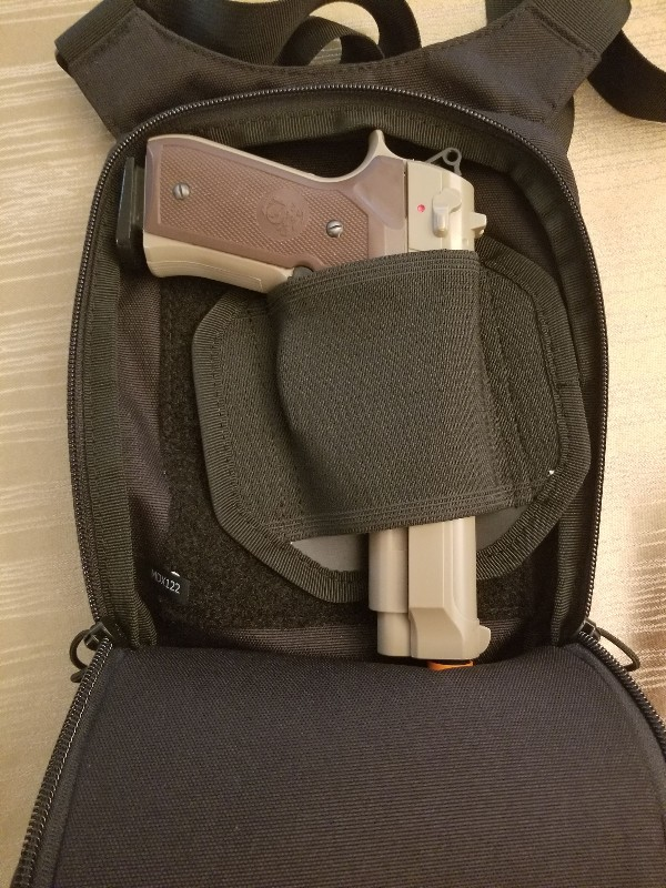 CCL Holster Options