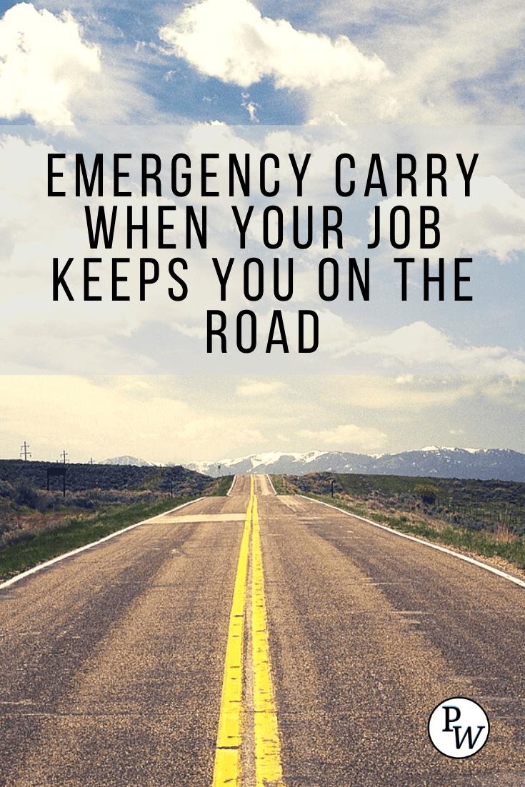 Preppers Emergency Carry